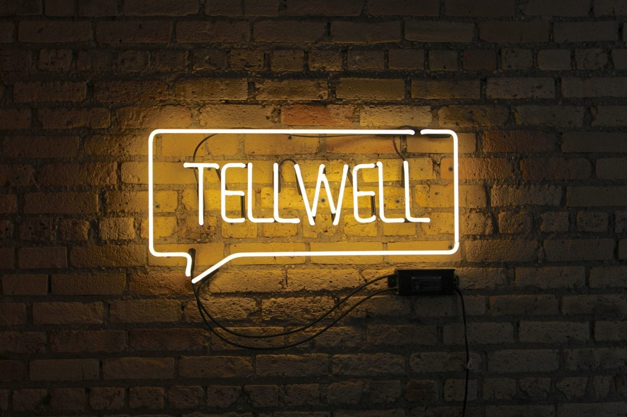 Tellwell Art in the Workplace: Part 1